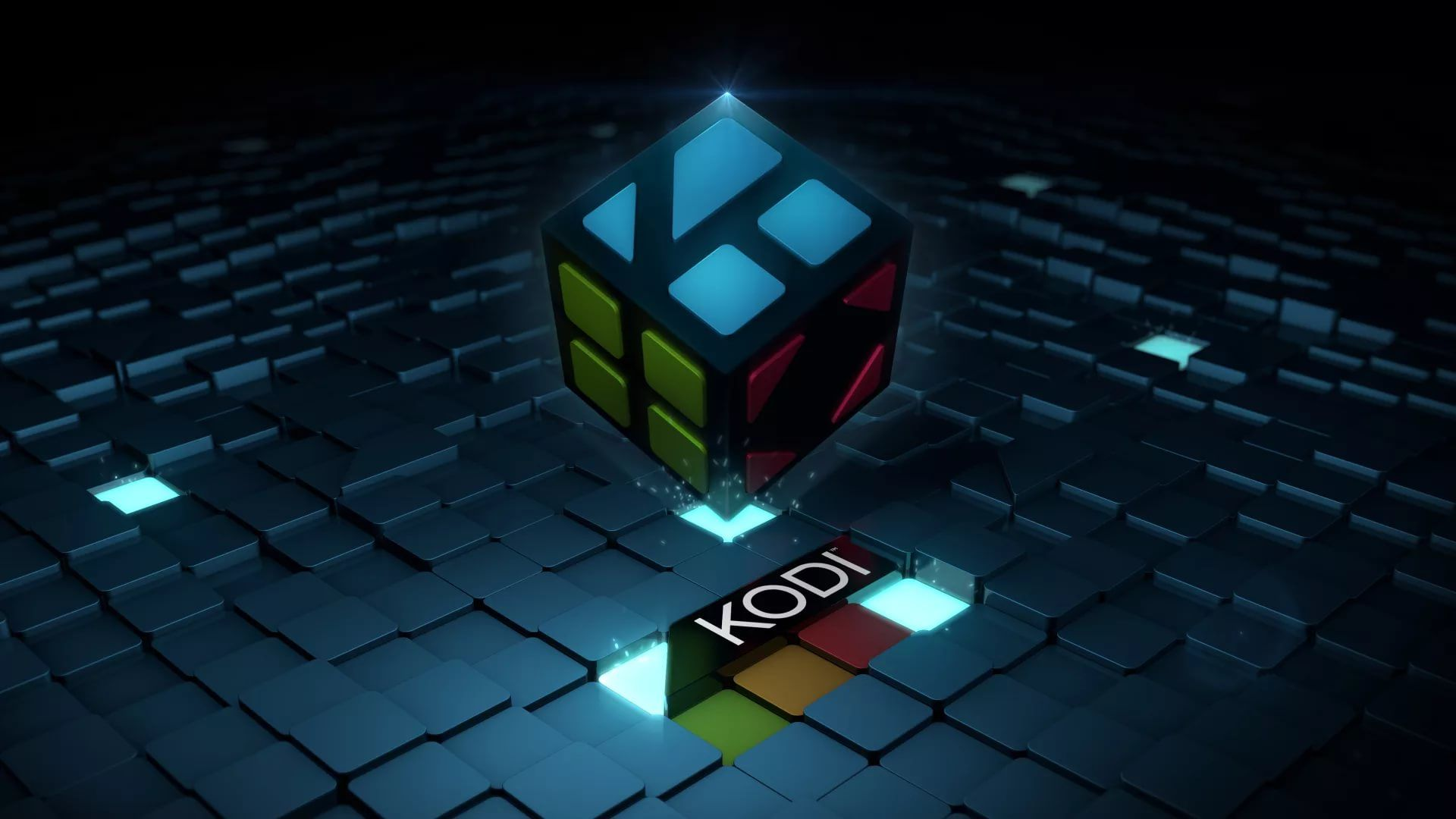 Kodi HD Desktop Wallpaper