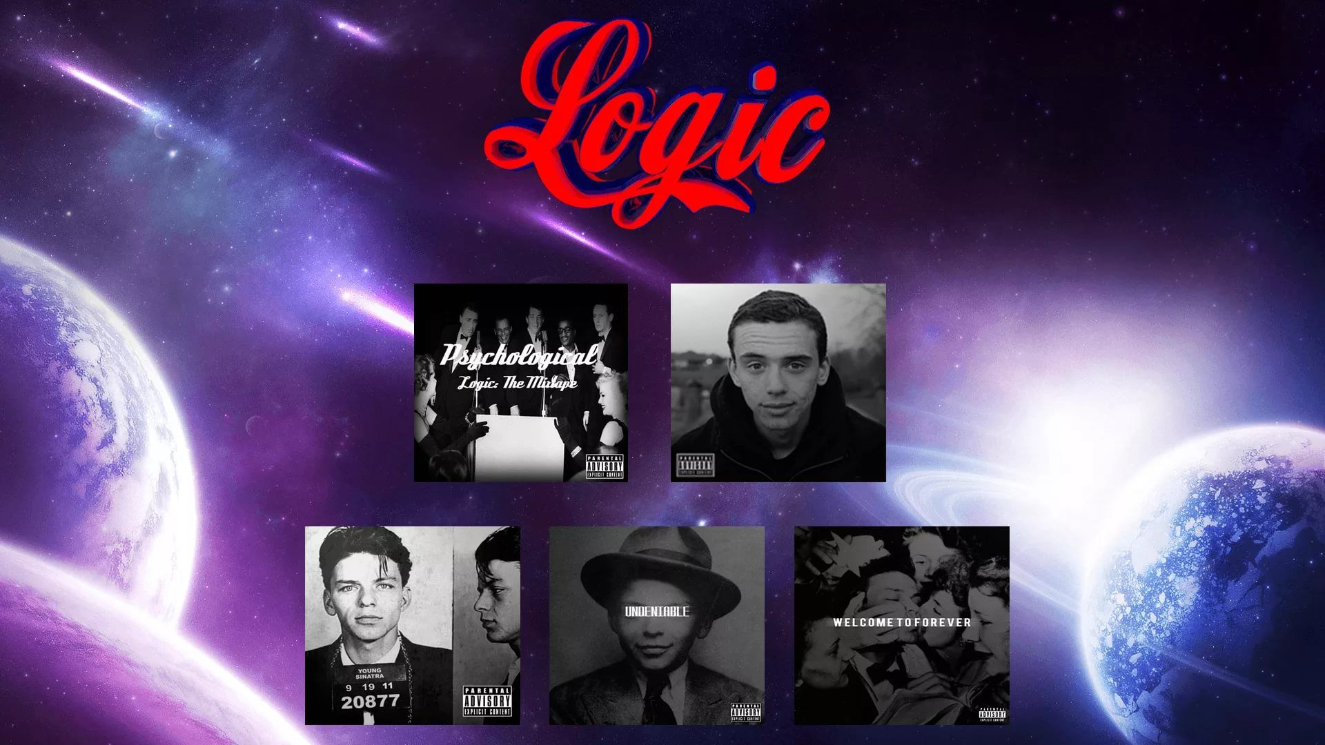 Logic Background Wallpaper