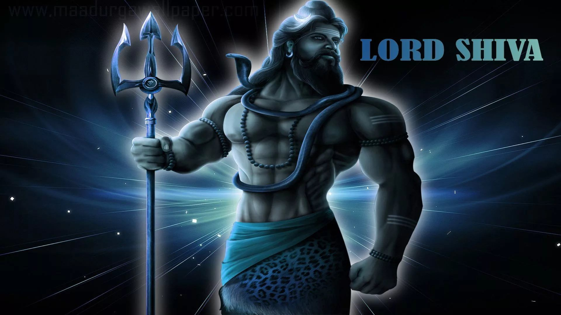 Lord Shiva Tandav Hd desktop wallpaper