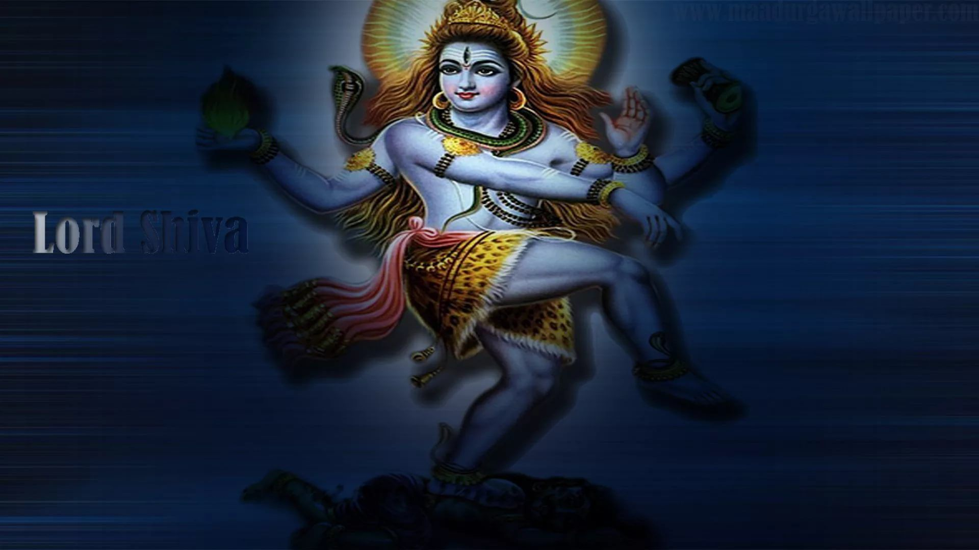 Lord Shiva Tandav Hd hd wallpaper