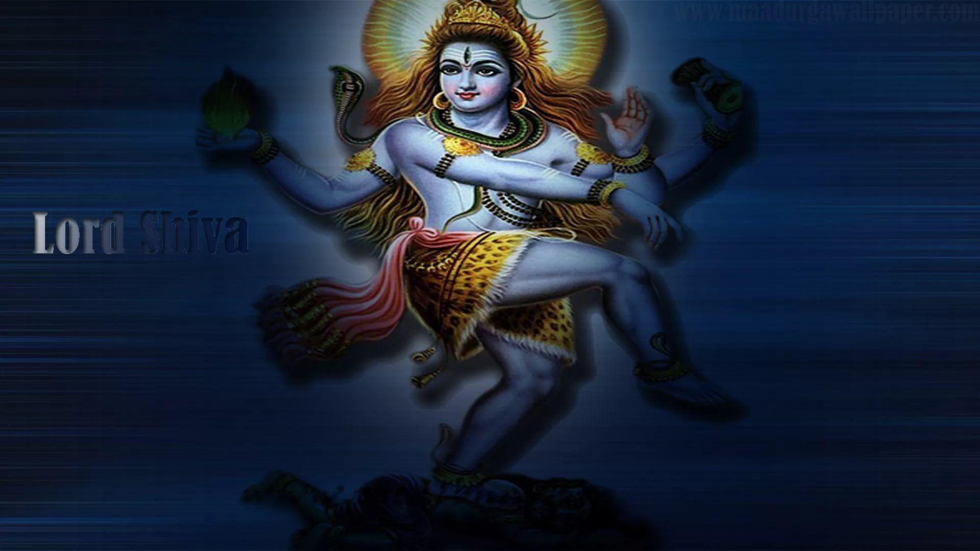 Lord Shiva Tandav Hd hd wallpaper