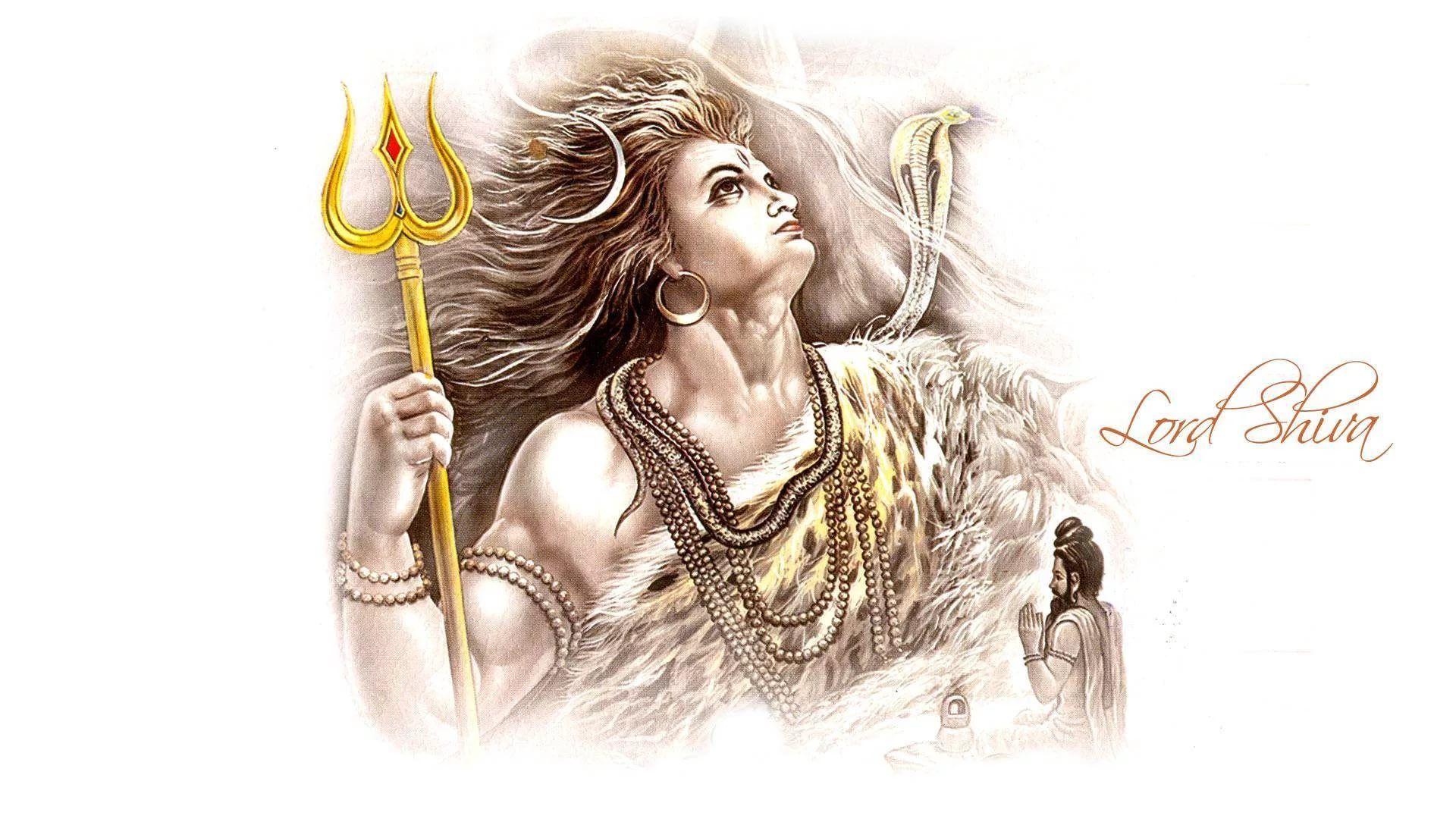 Lord Shiva Tandav Hd desktop wallpaper