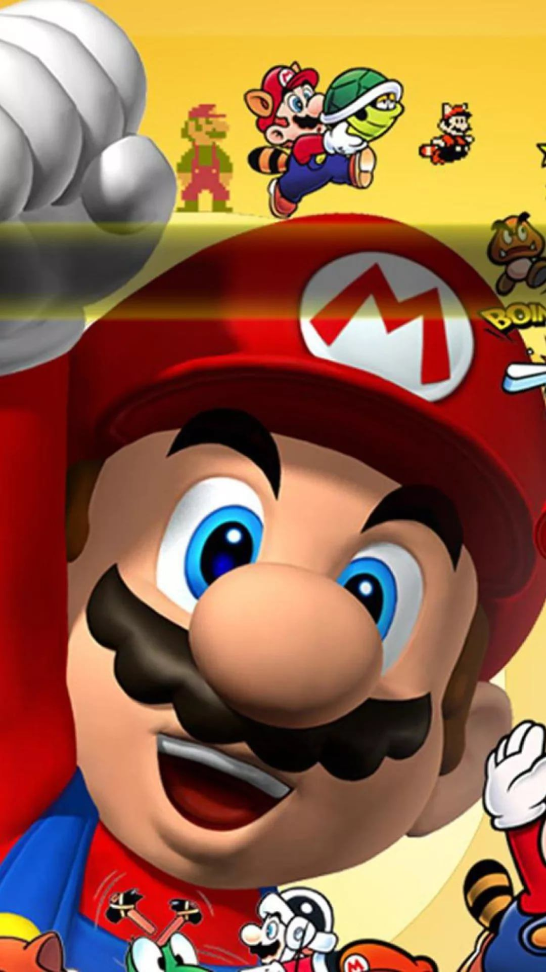 Mario wallpaper for android