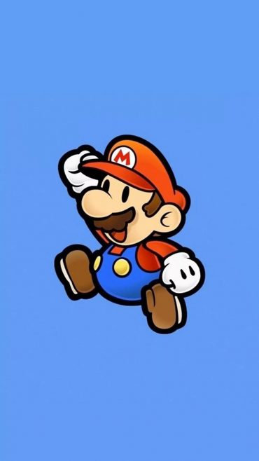 Mario iPhone 7 wallpaper