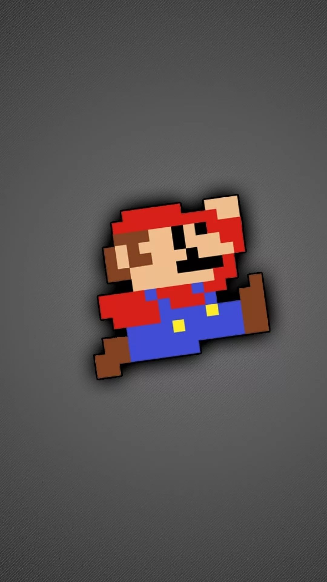Mario iPhone hd wallpaper