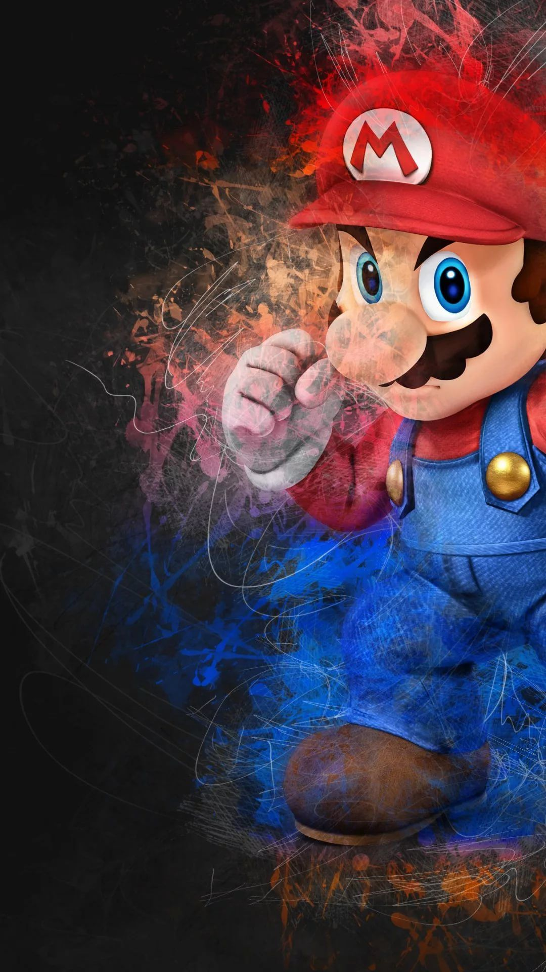 Mario iPhone 6 wallpaper