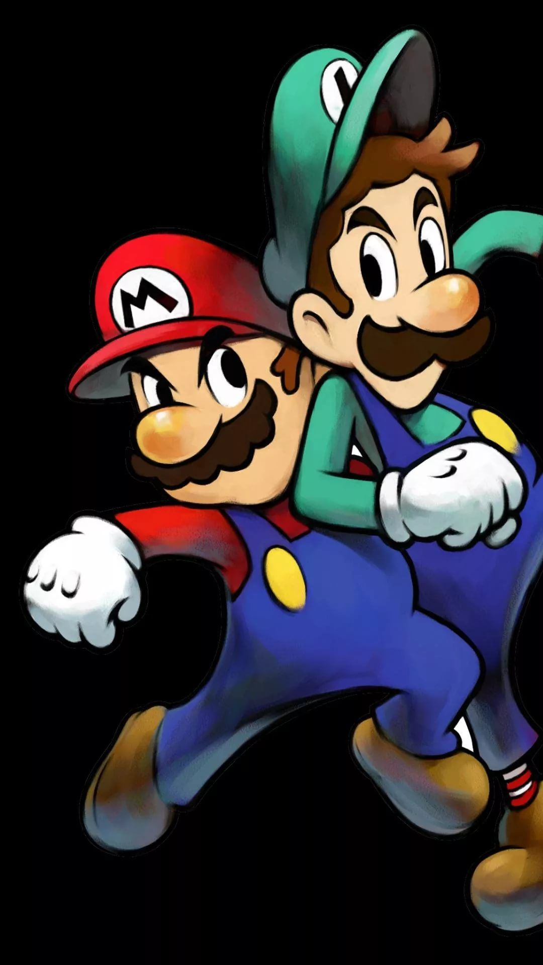 Mario phone wallpaper