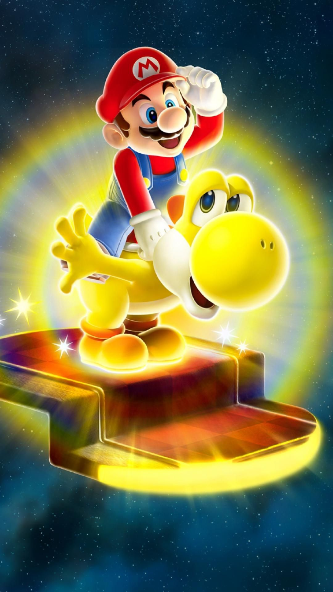 Mario iPhone 7 wallpaper