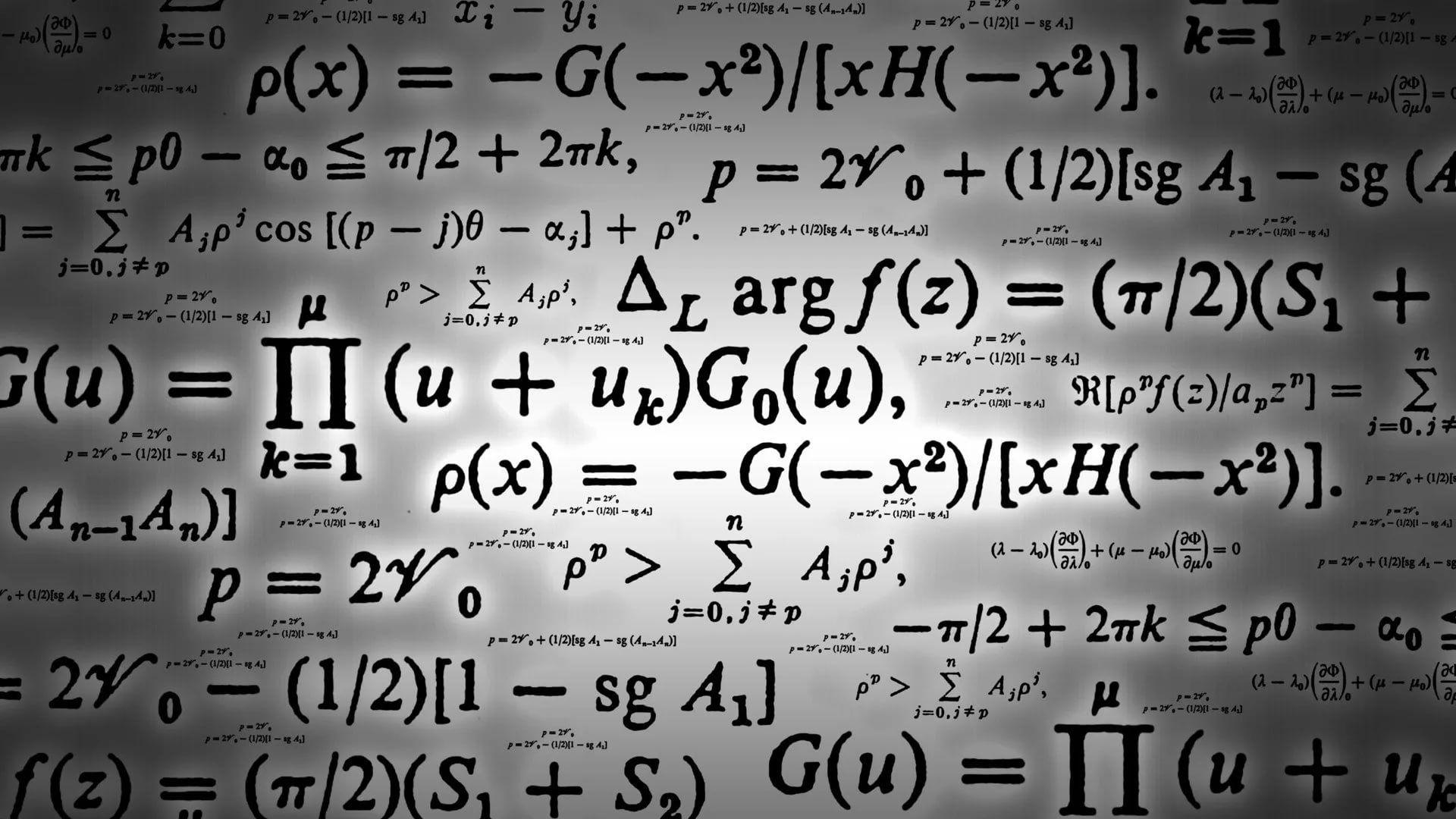 Math Equation High Quality