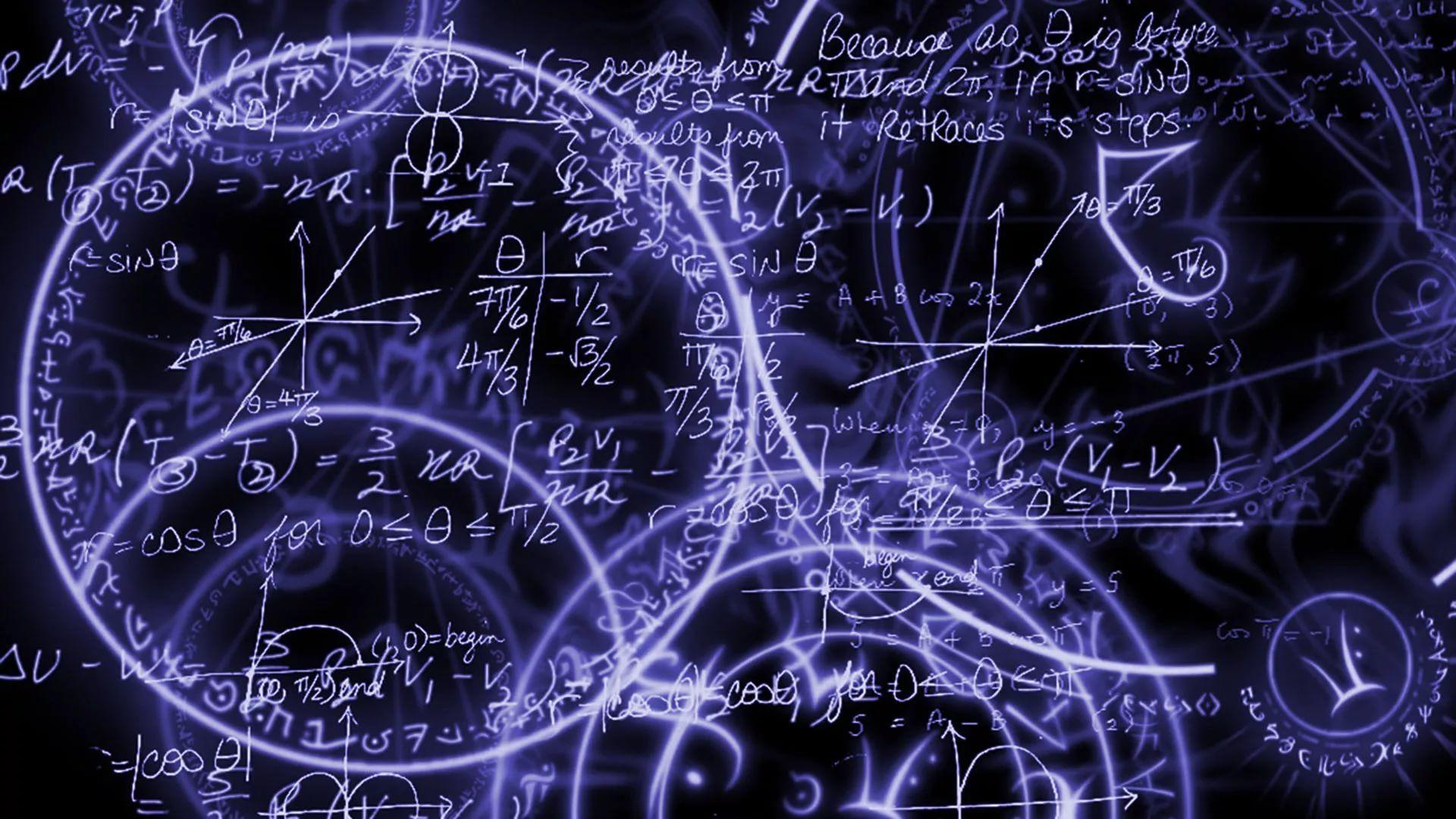 Math Equation beautiful wallpaper