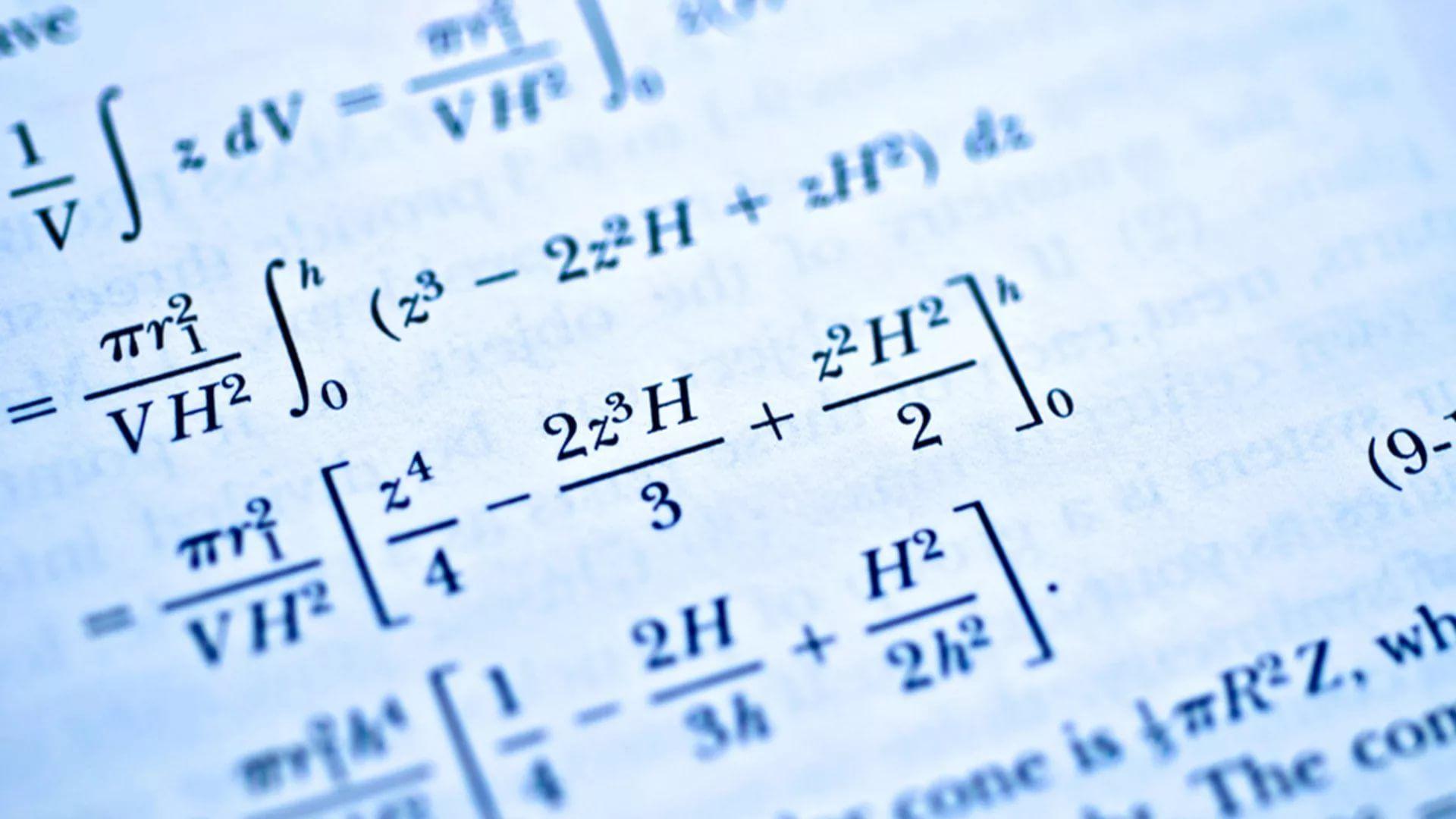 Math Equation desktop wallpaper download