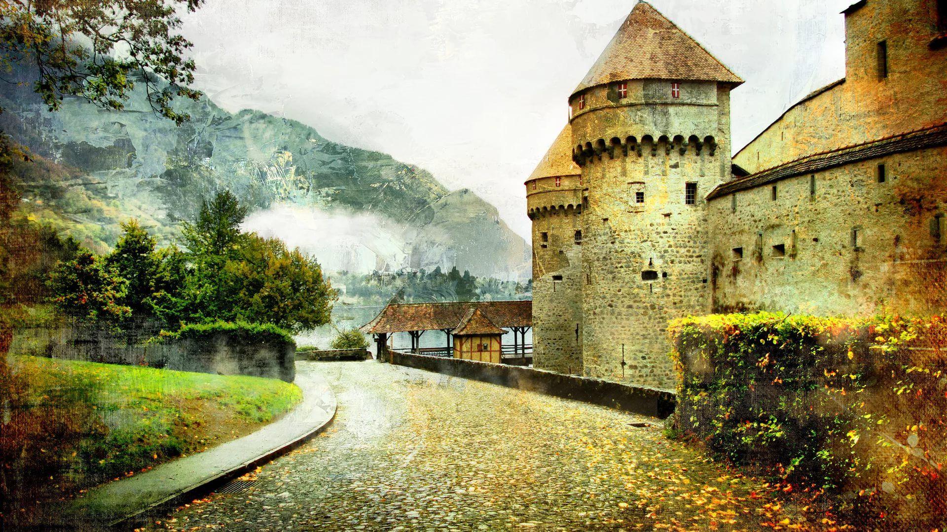 Medieval download wallpaper image