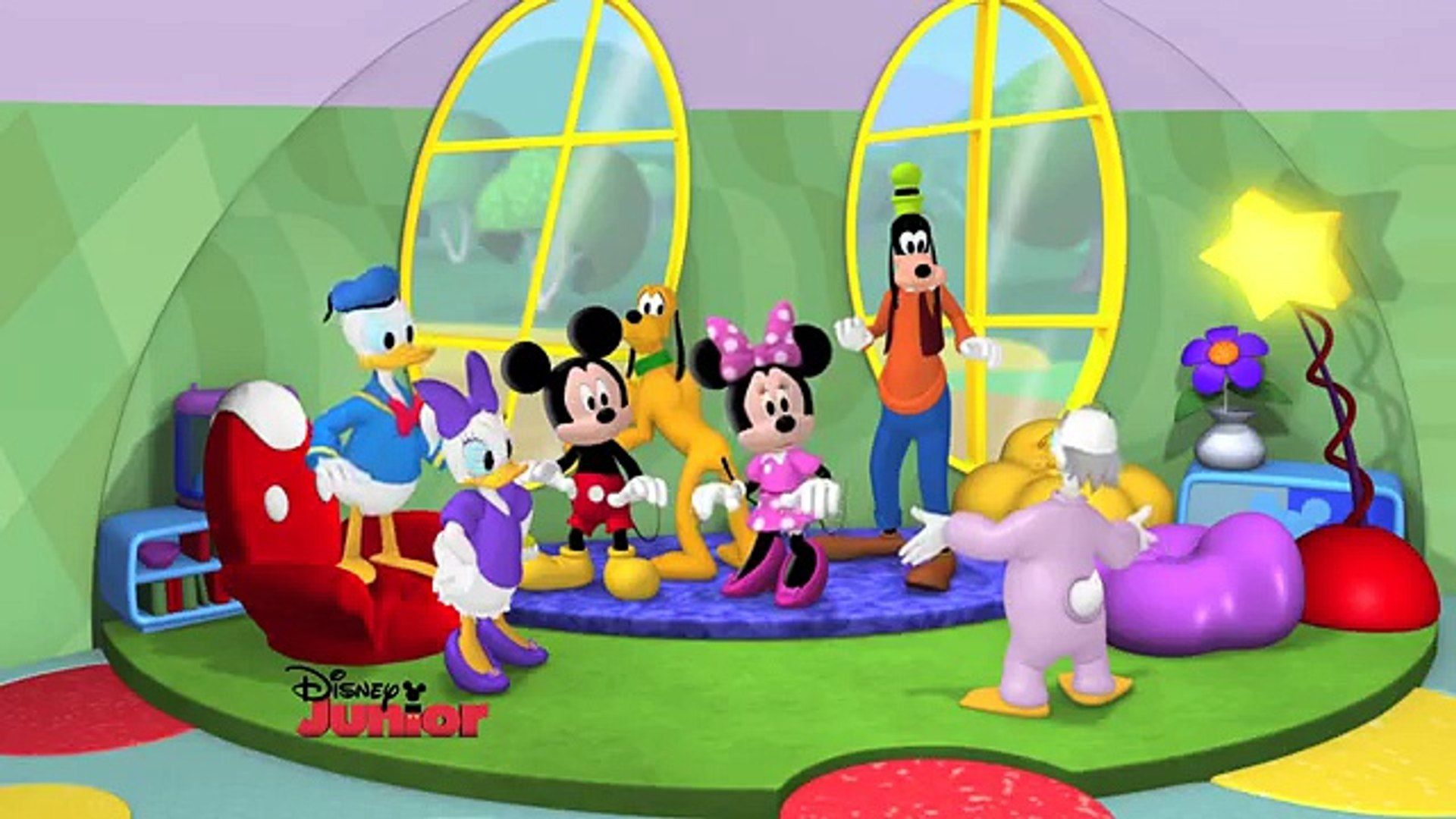 Mickey Mouse Clubhouse Birthday Clipart hd desktop wallpaper