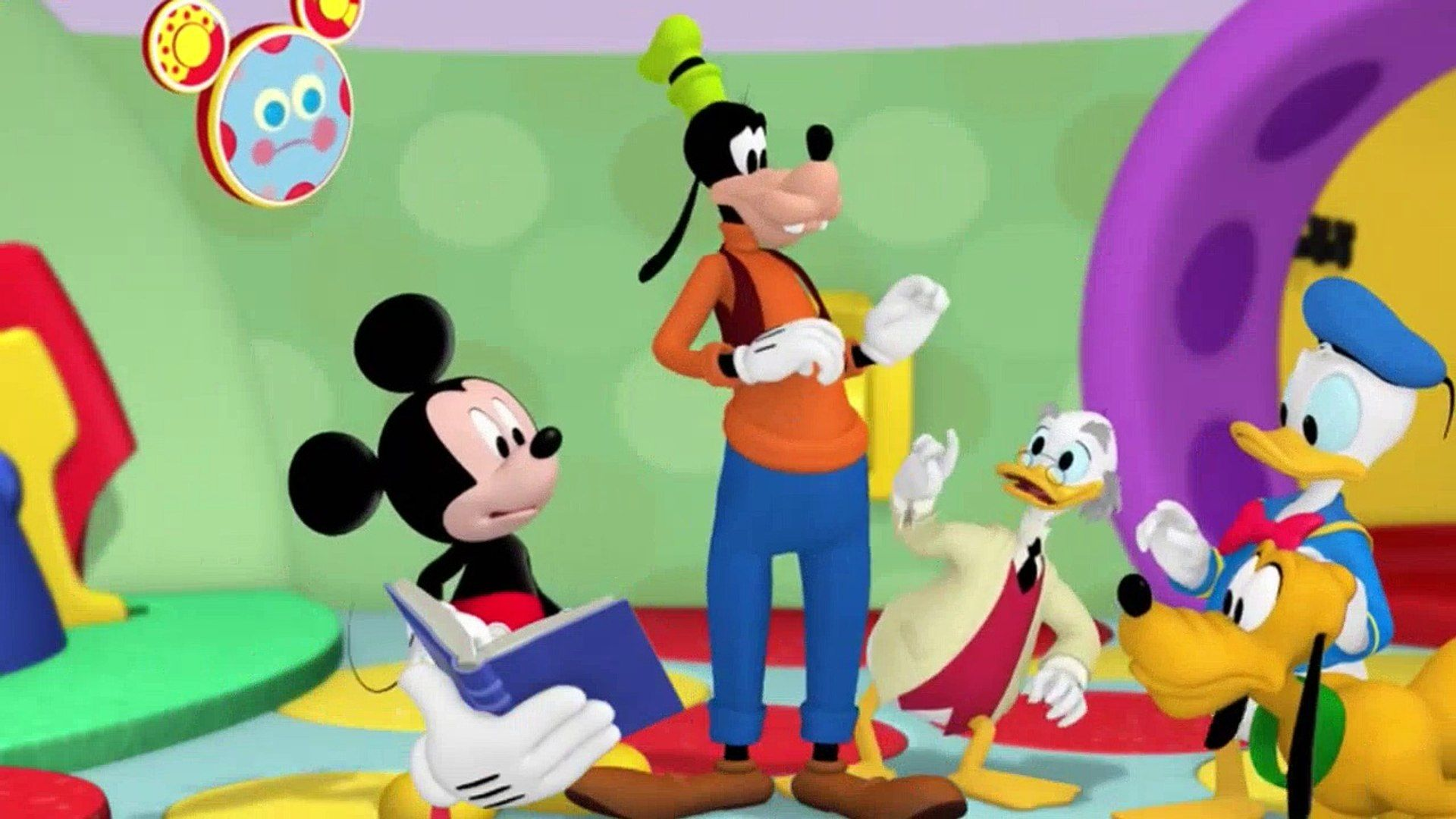 Mickey Mouse Clubhouse Birthday Clipart desktop wallpaper