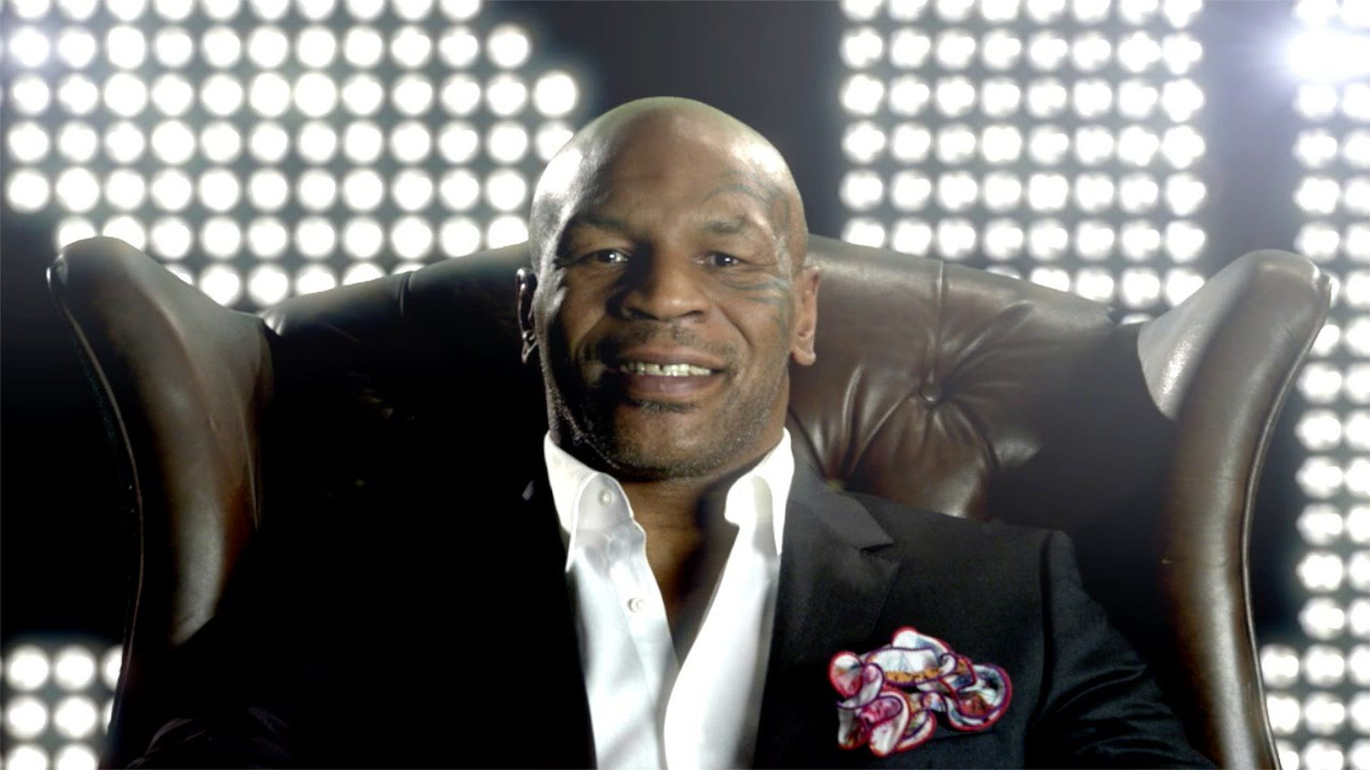 Mike Tyson Free Desktop Wallpaper