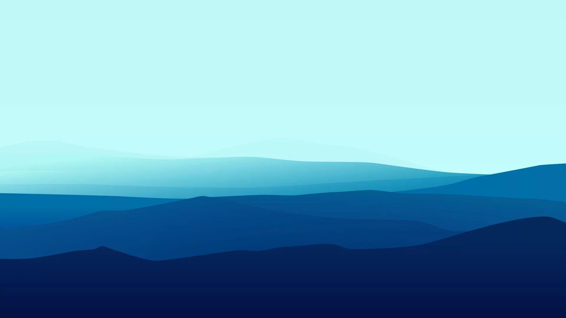 minimalist desktop 1