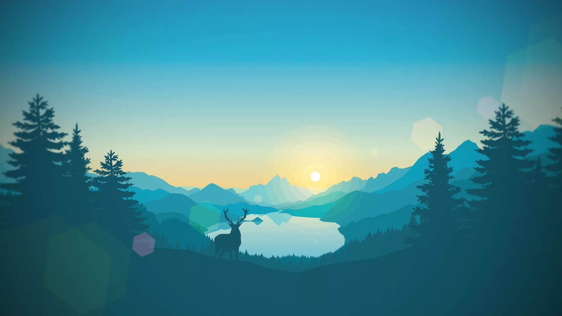 Minimalist Desktop Wallpapers (40+