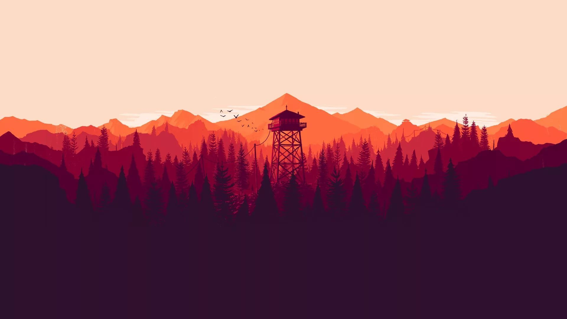 Minimalist Desktop background wallpaper