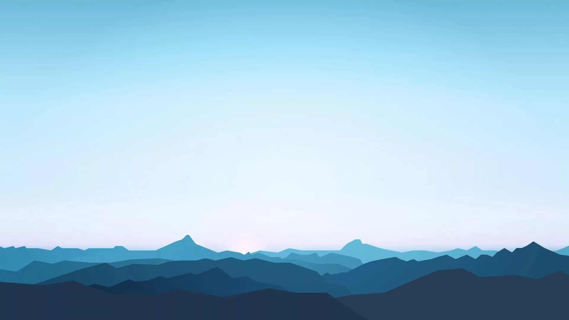 Minimalist Desktop desktop wallpaper