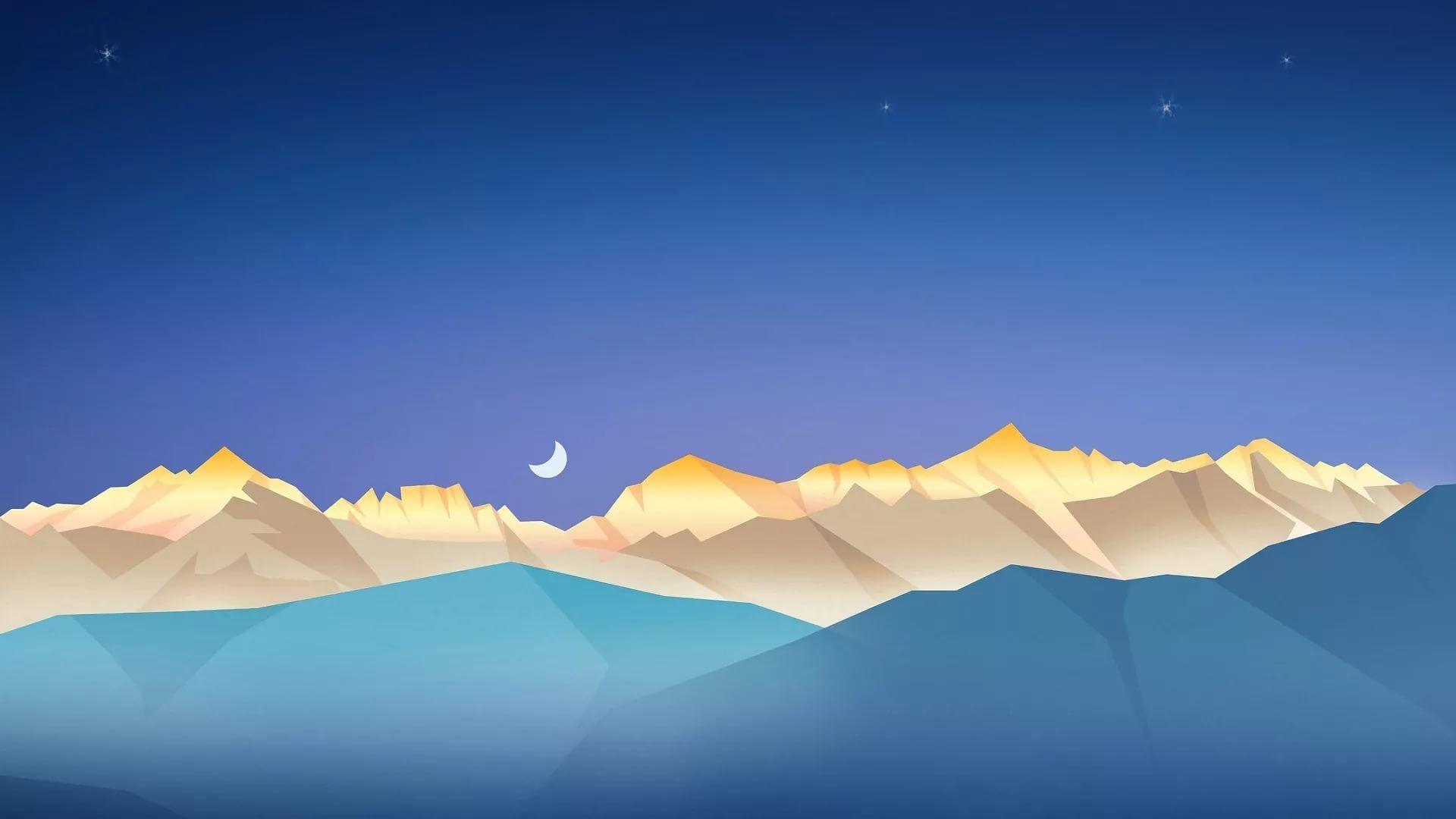 Minimalist Desktop wallpaper and themes