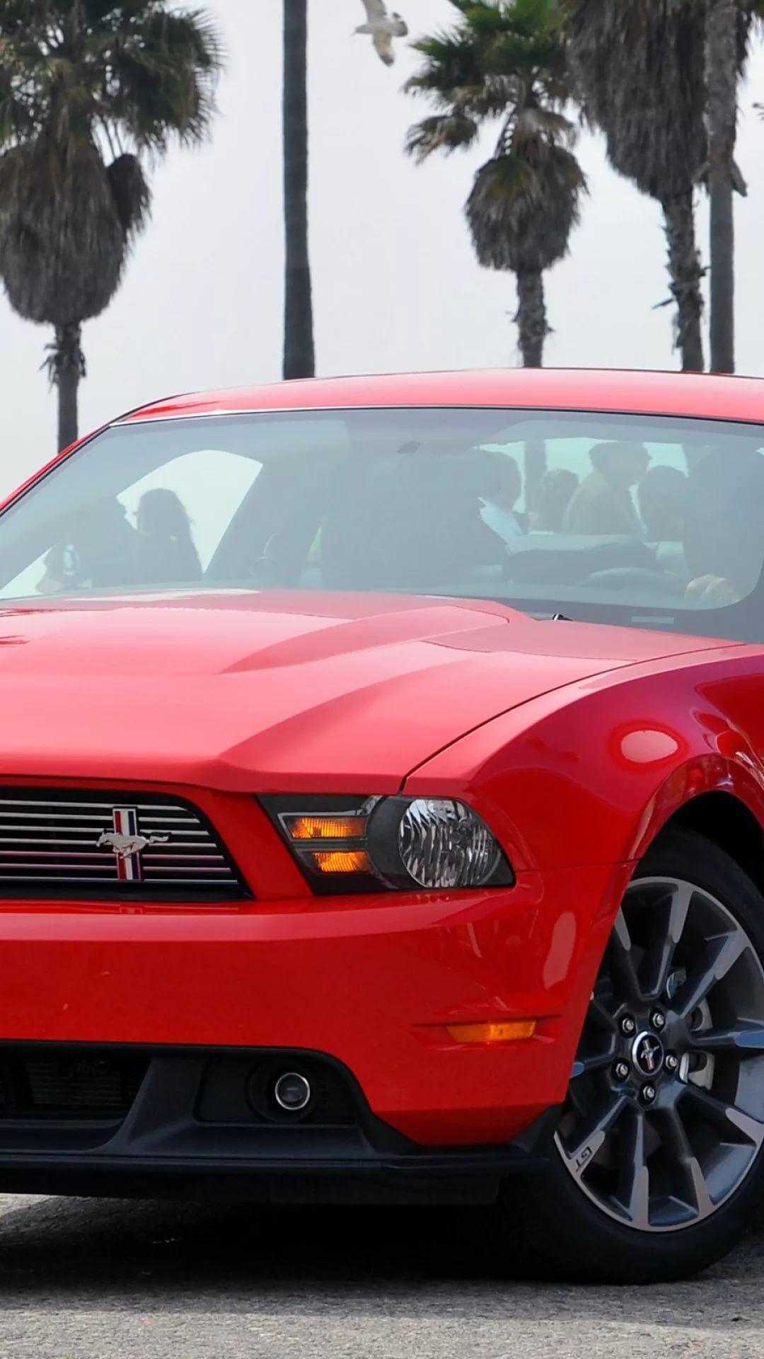Mustang GT iPhone wallpaper