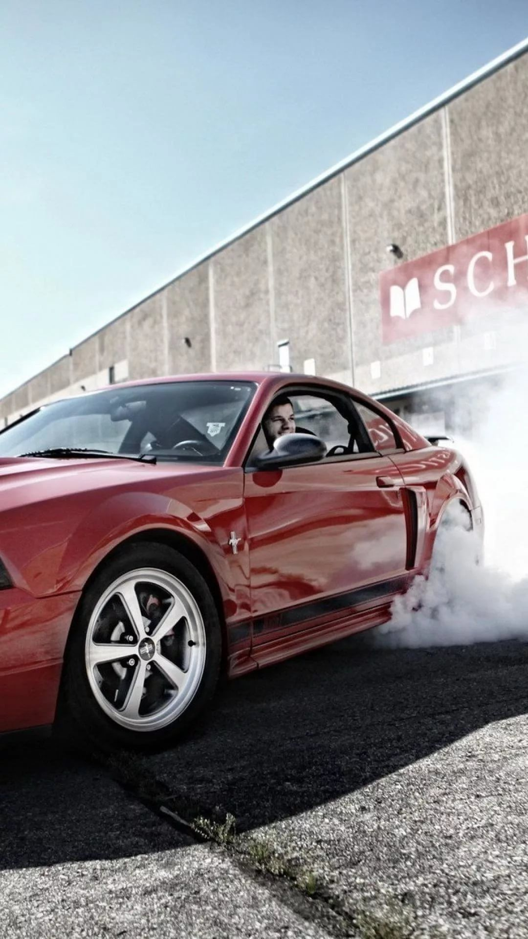 Mustang GT wallpaper for android