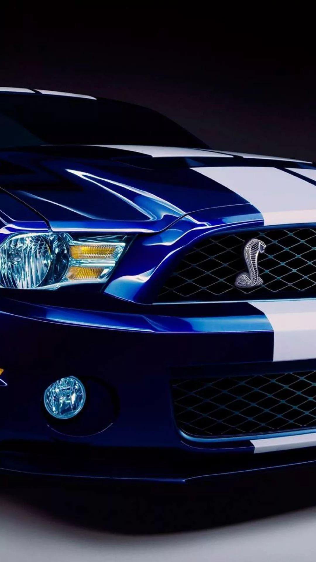 Mustang GT iPhone hd wallpaper