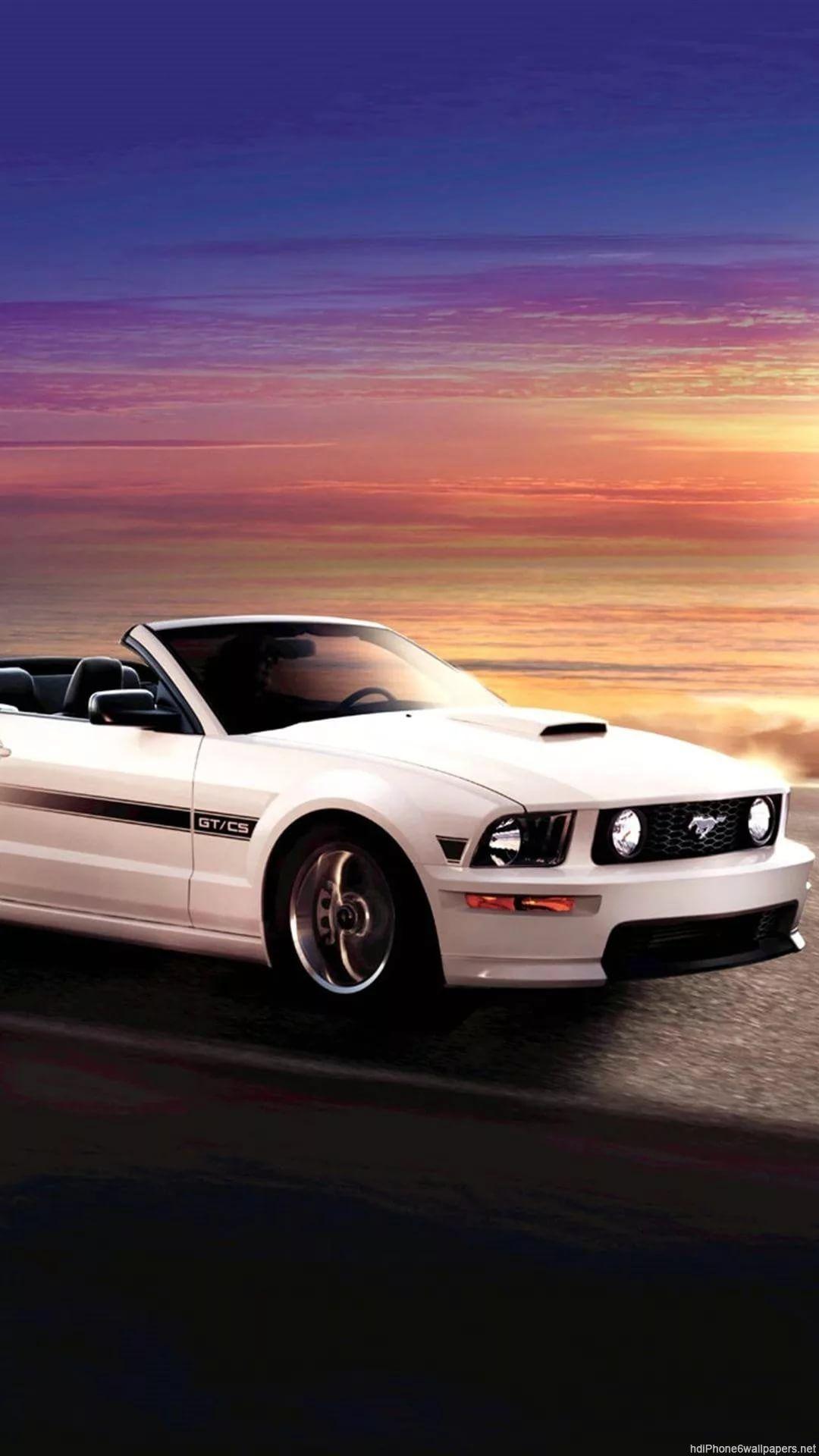 Mustang GT hd wallpaper