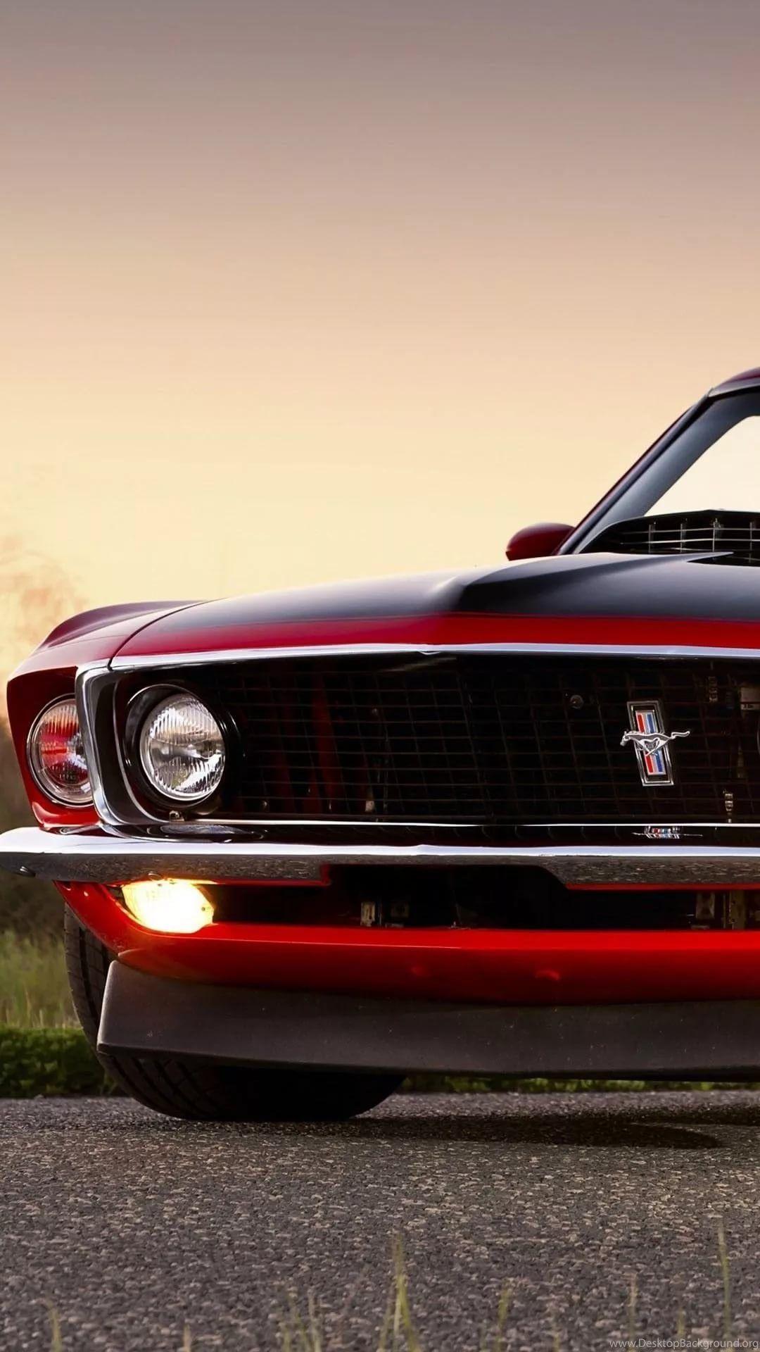 Mustang GT iPhone 6 wallpaper