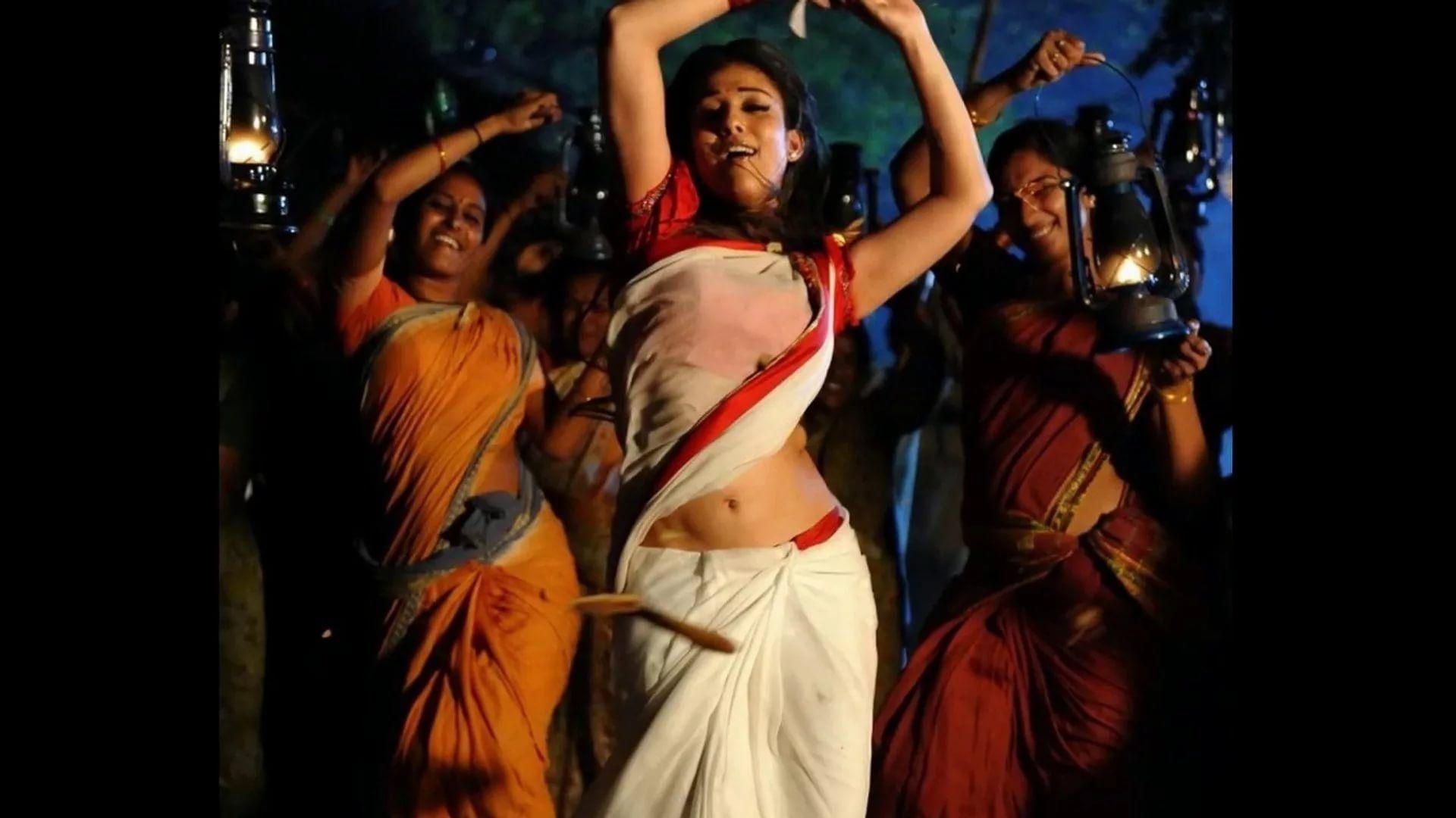 Nayanthara Hd Image Saree hd desktop wallpaper