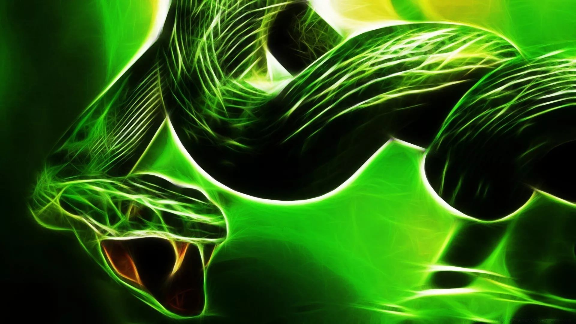 Neon Green Picture