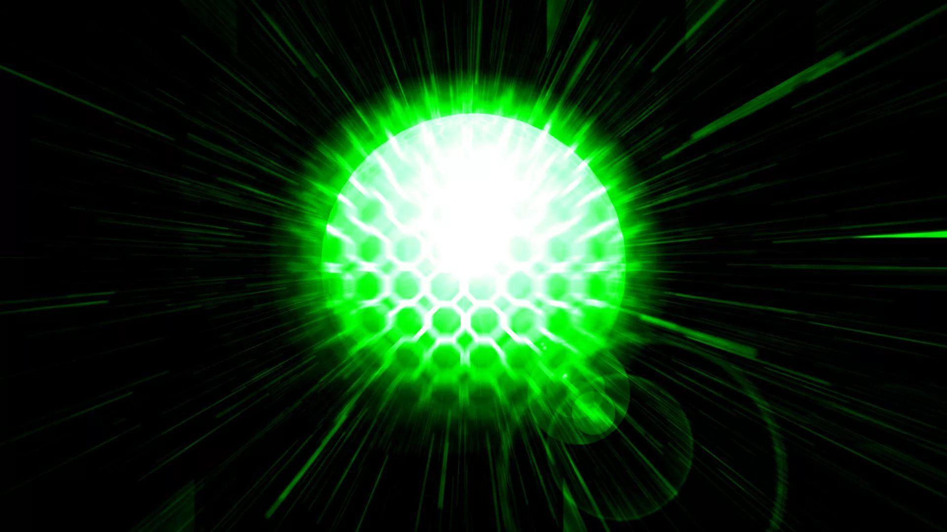 Neon Green pc wallpaper