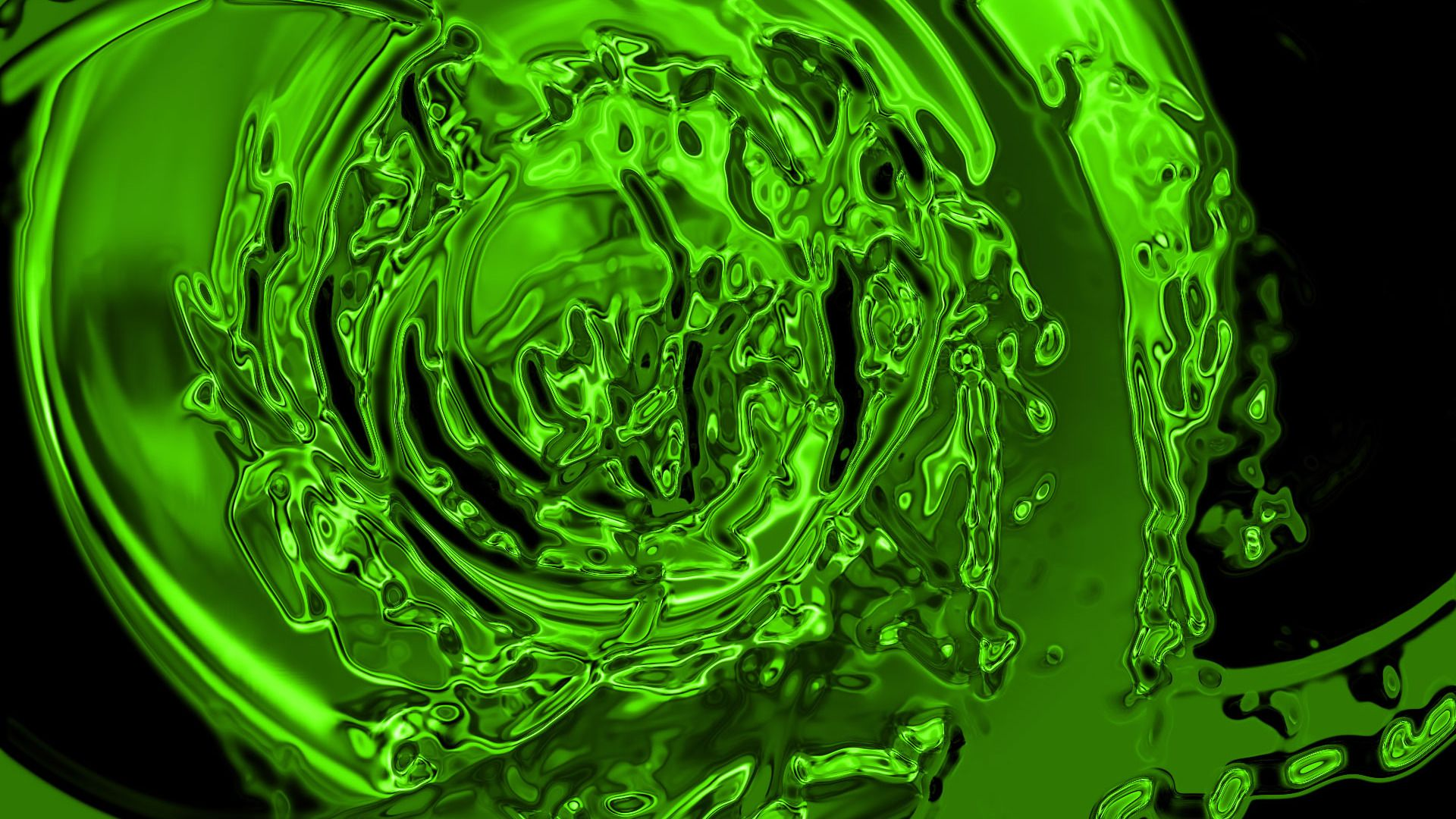 Neon Green free hd wallpaper