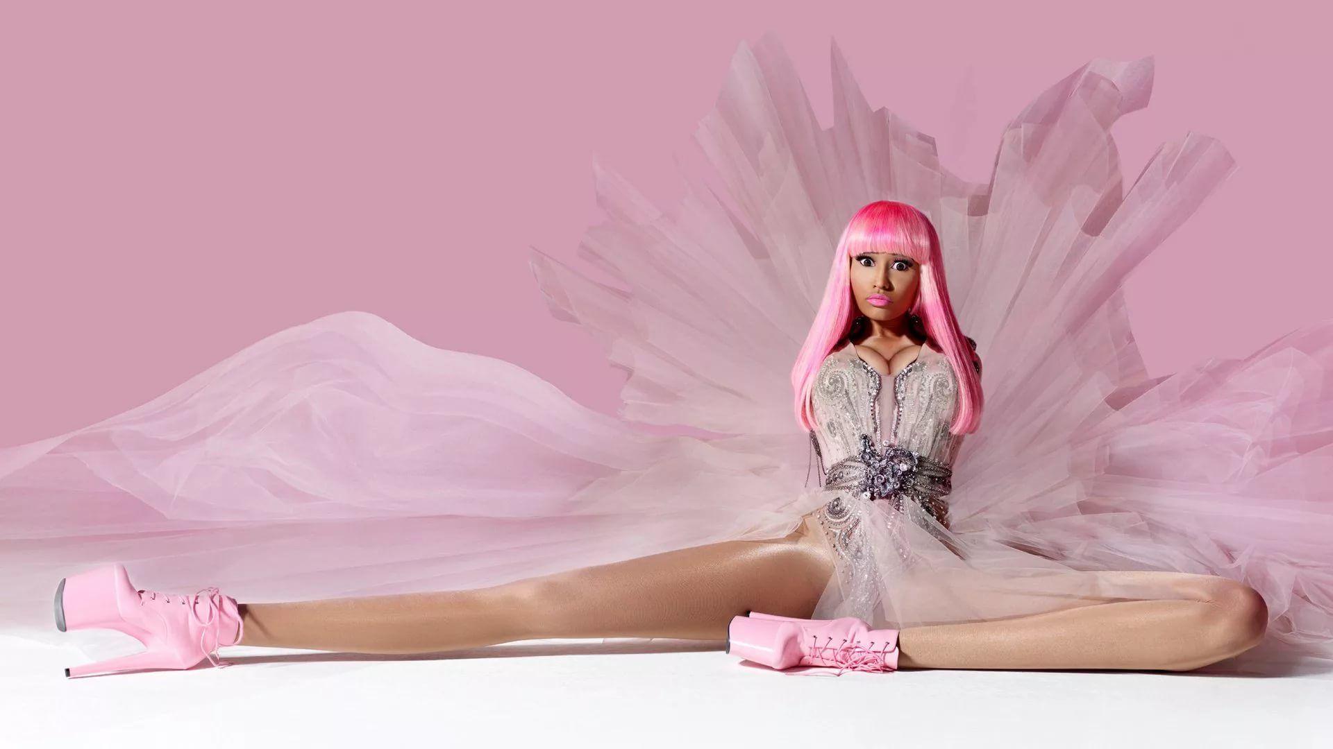 Nicki Minaj High Definition