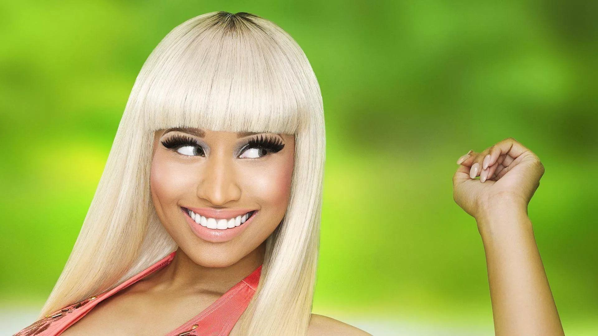 Nicki Minaj laptop wallpaper
