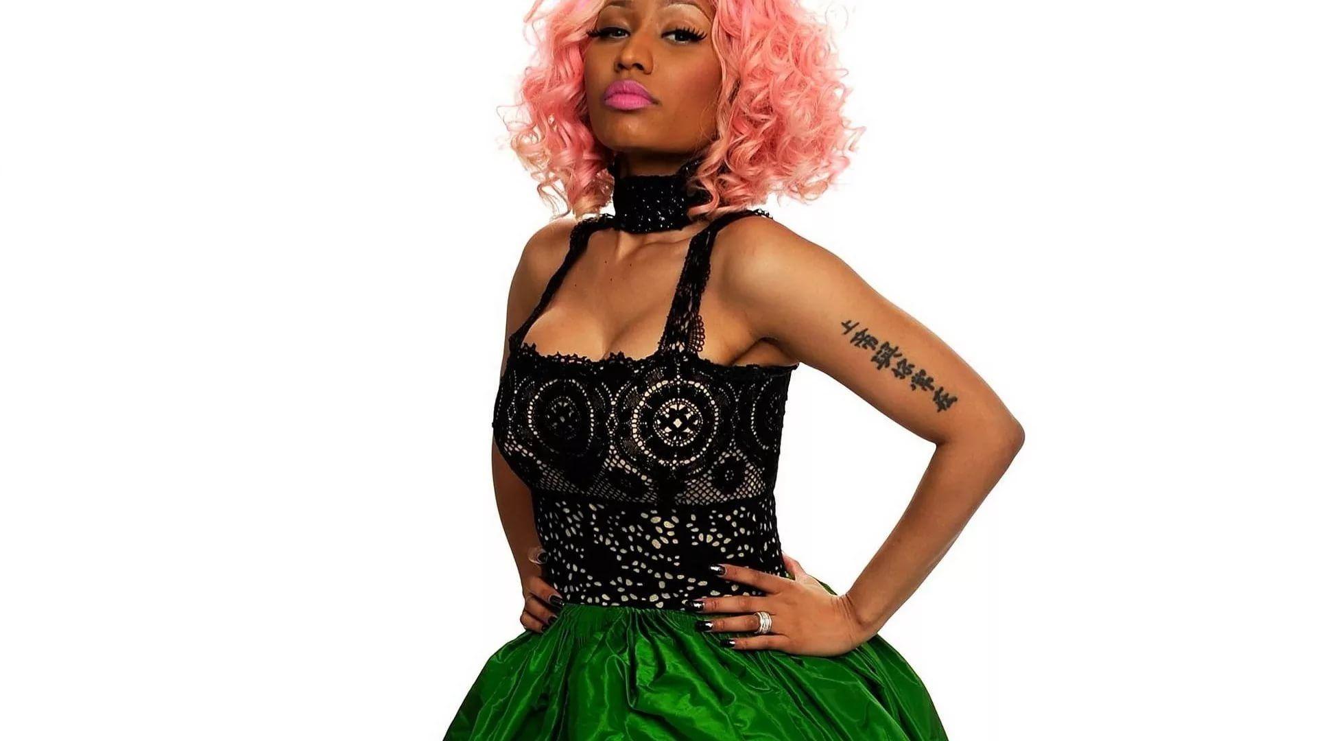 Nicki Minaj Download Wallpaper