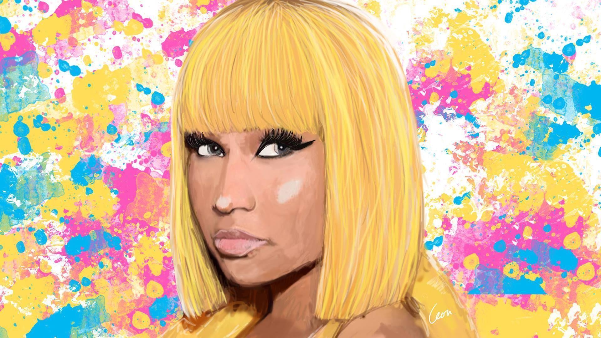 Nicki Minaj Free Wallpaper