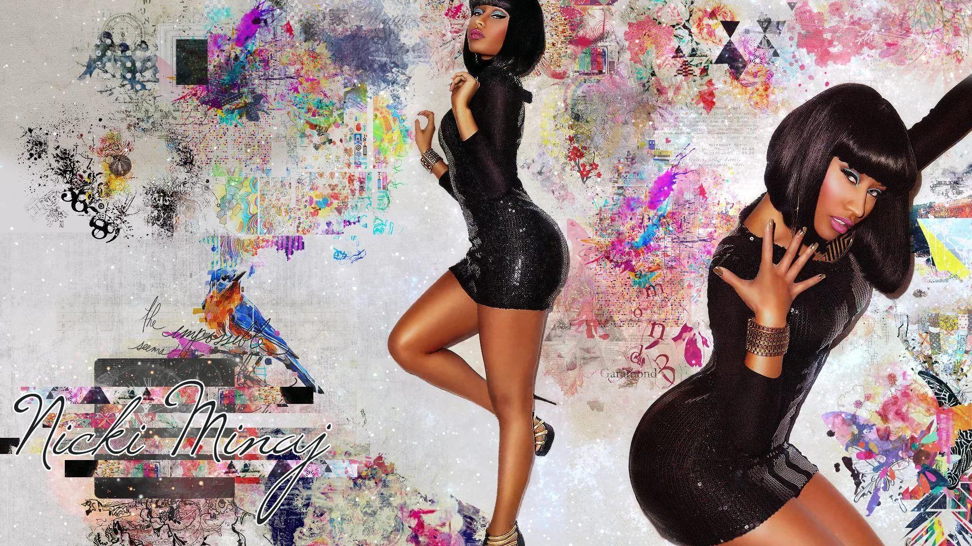 Nicki Minaj full wallpaper