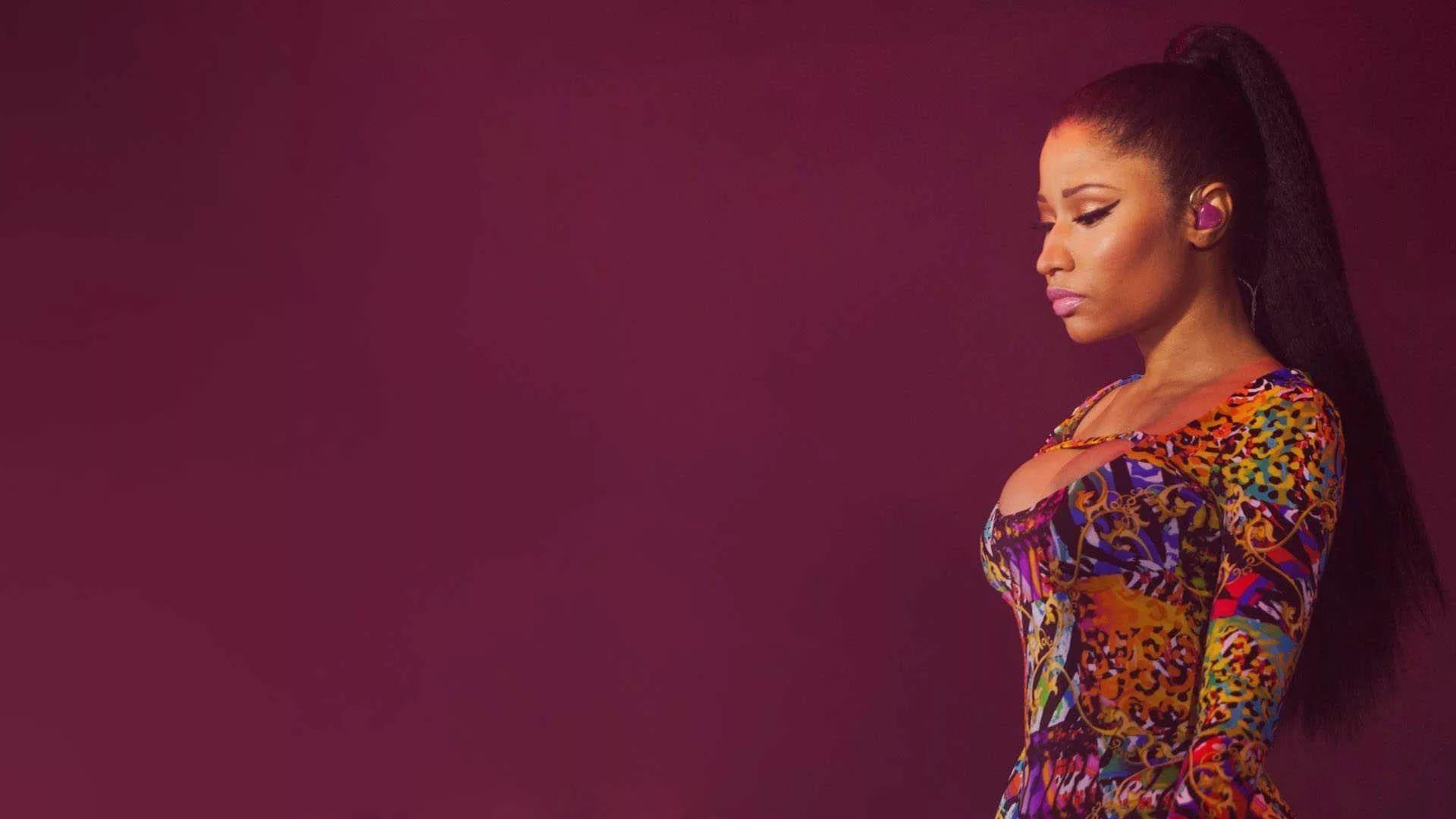 Nicki Minaj Free Desktop Wallpaper