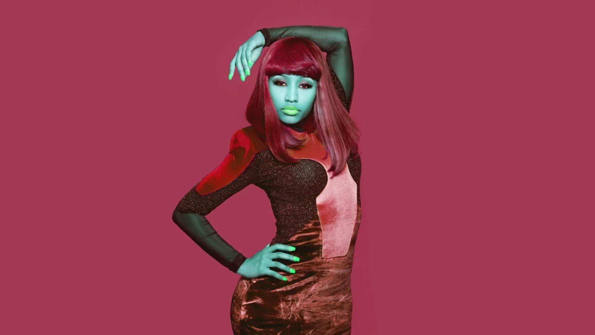 Nicki Minaj hd wallpaper for laptop