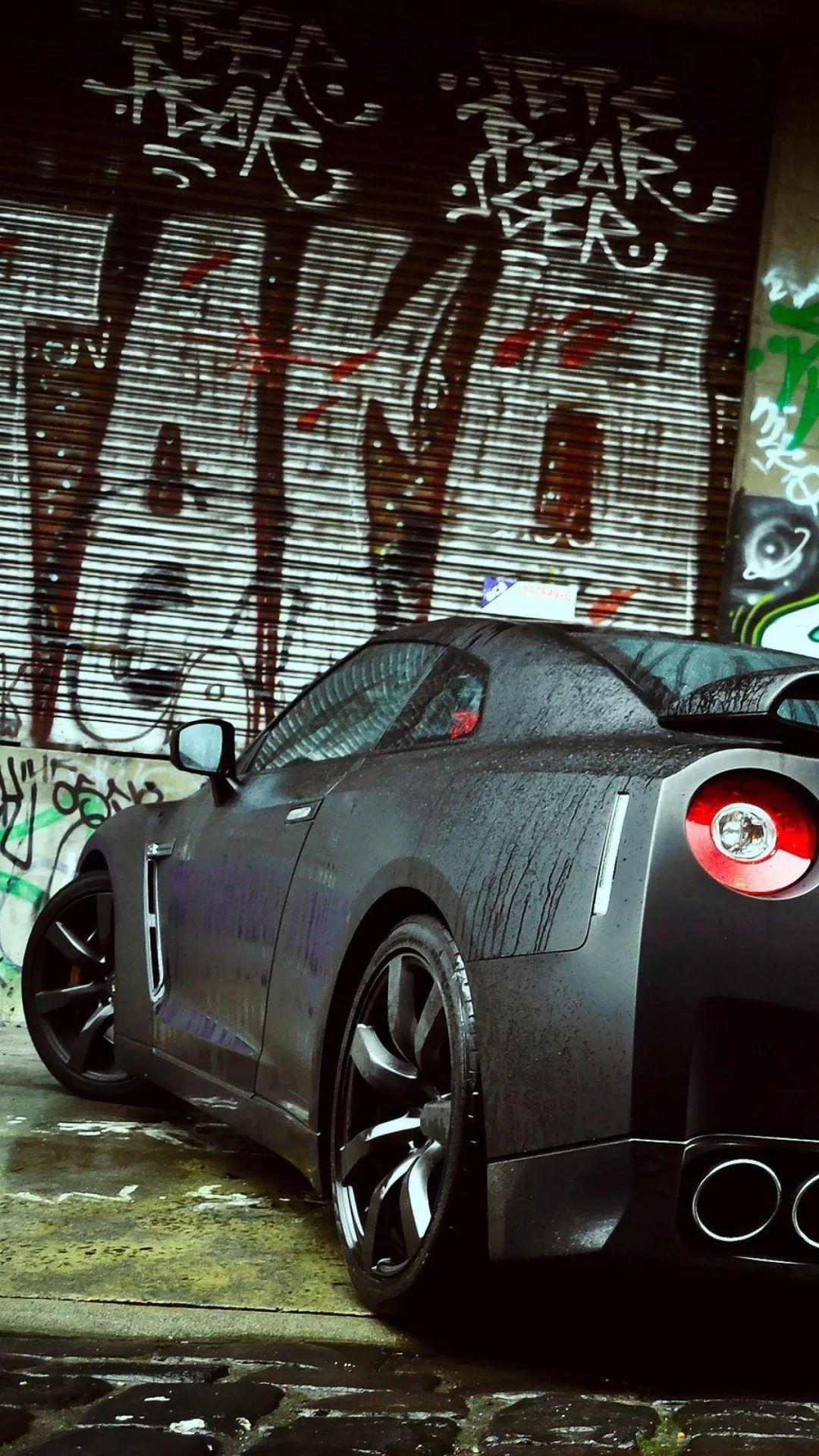 Nissan Gtr iPhone wallpaper