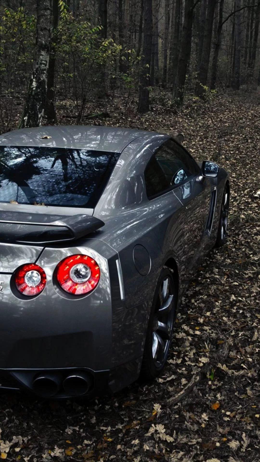 Nissan Gtr iPhone hd wallpaper