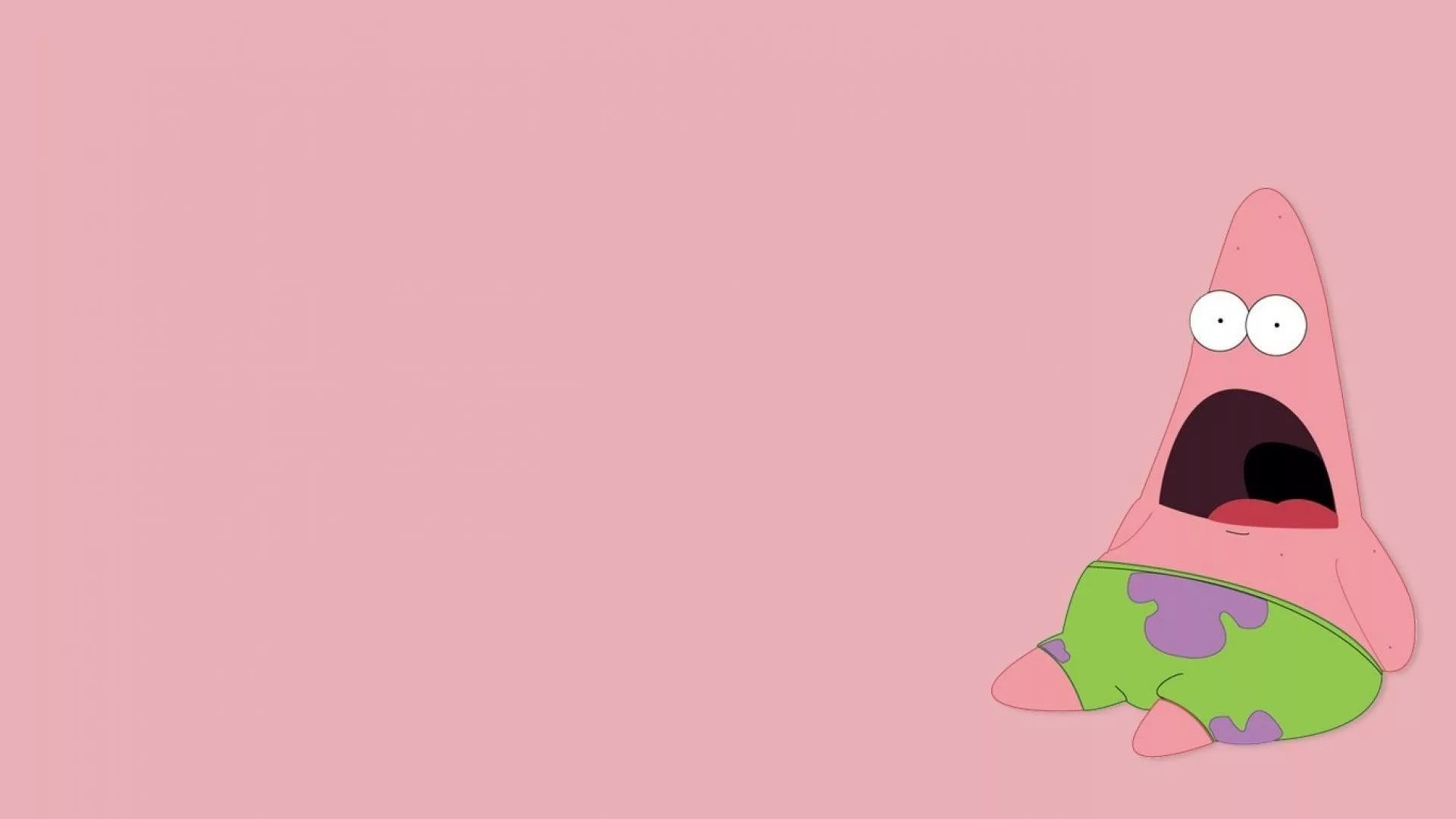 Patrick desktop wallpaper