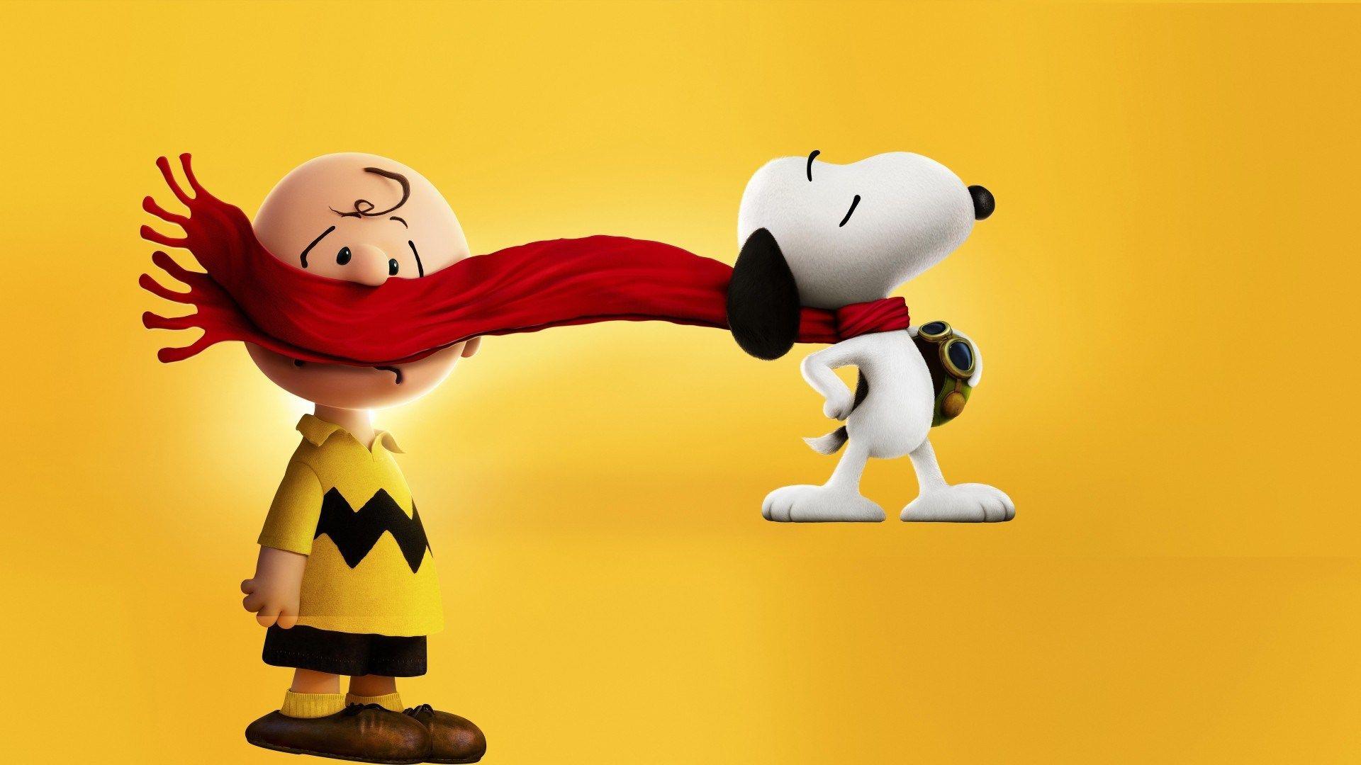 Peanuts wallpaper theme