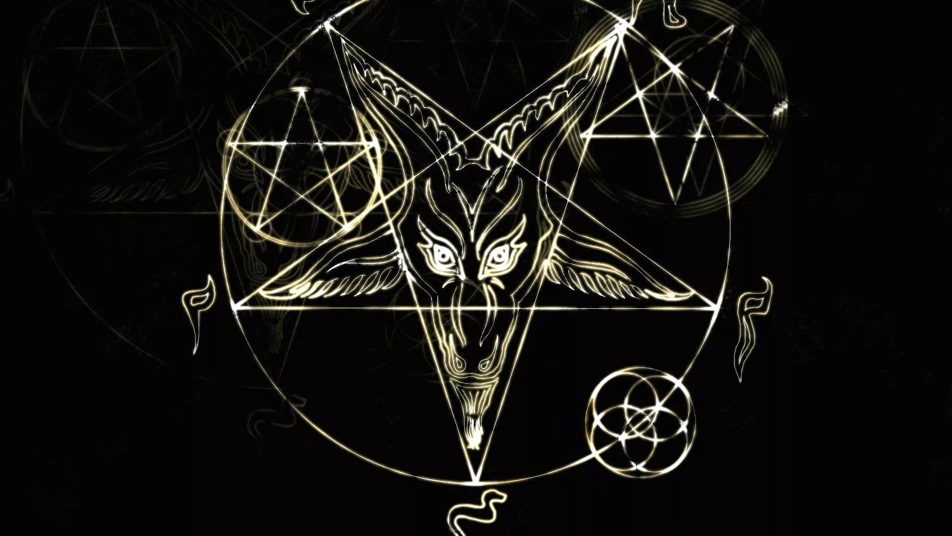 Pentagram Wallpaper Theme
