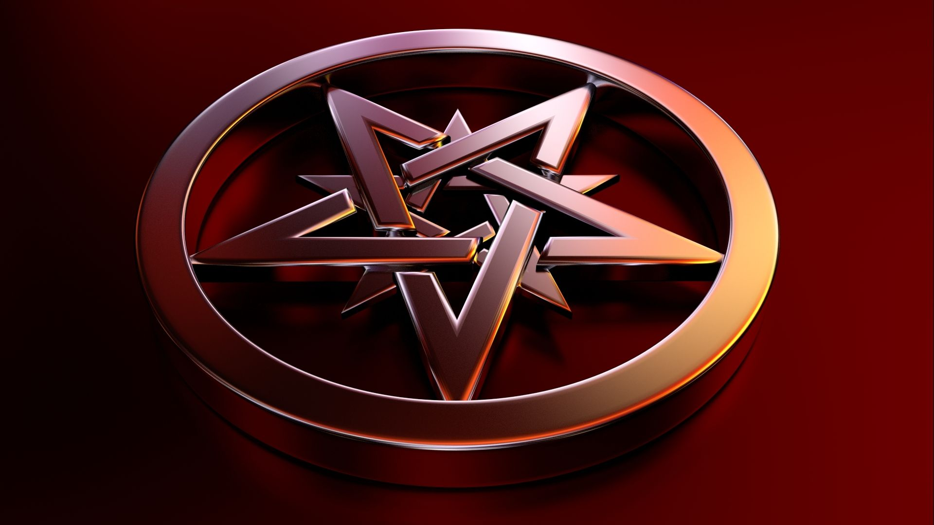 Pentagram free download wallpaper