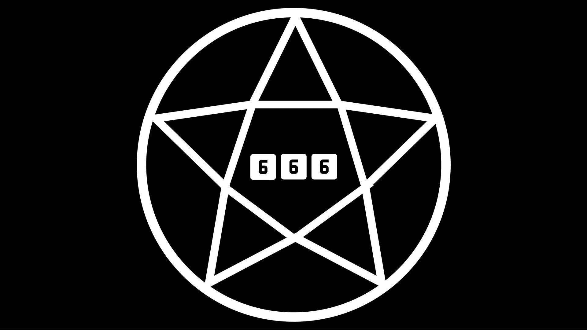 Pentagram free hd wallpaper