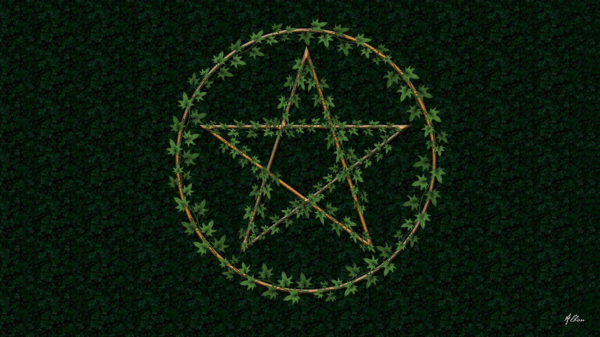 Pentagram PC Wallpaper