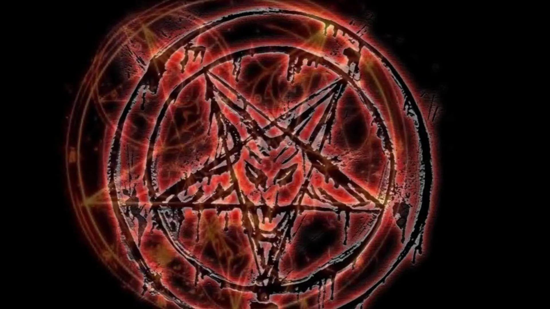 Pentagram wallpaper photo