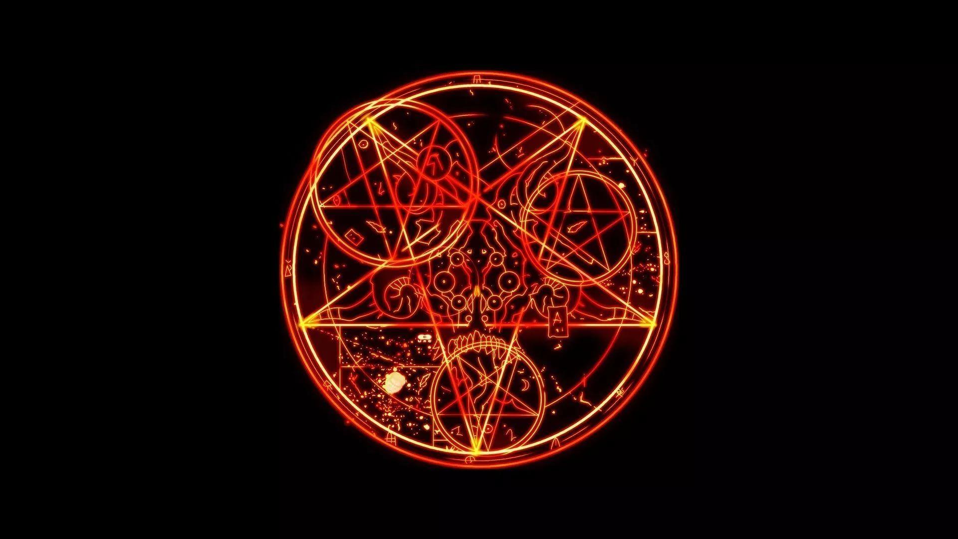 Pentagram hd wallpaper for laptop